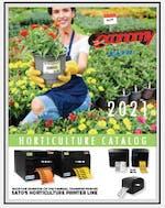 HORT Catalog Cover 2021