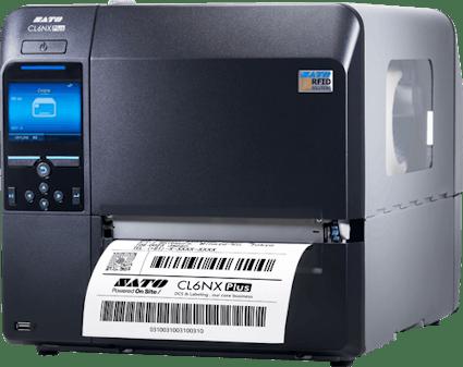 CL6 NX Plus left RFID print eng small