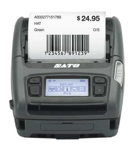 PV3 Front Price Label