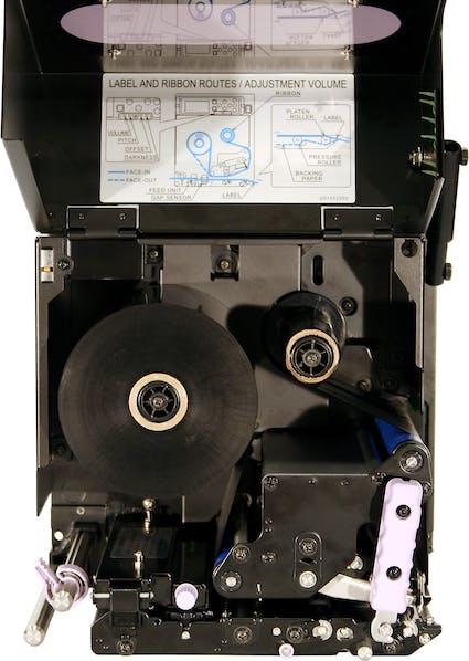 Printer Open Ribbon